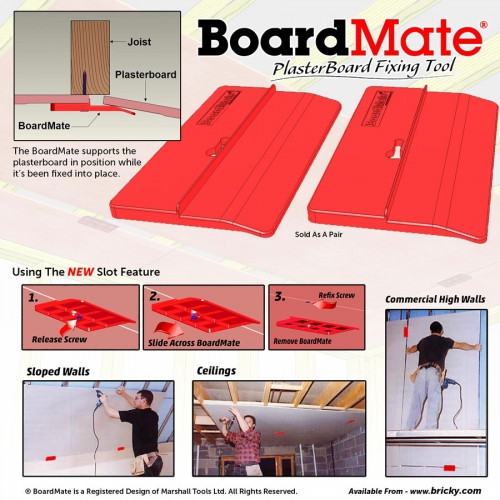 BoardMate - Plasterboard Fixing Tool